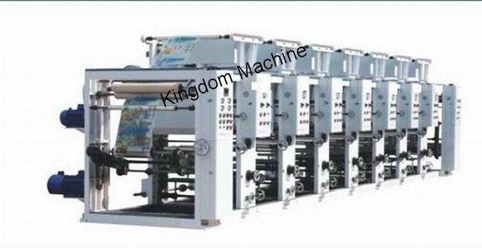 ASY-A Series huecograbado Máquina