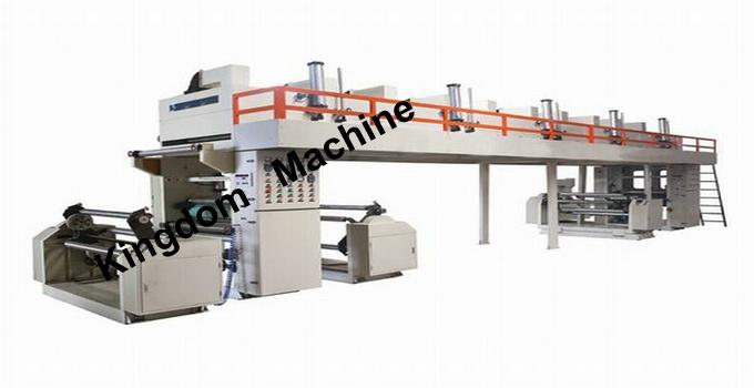 BGFH haute vitesse à sec machine à plastifier
