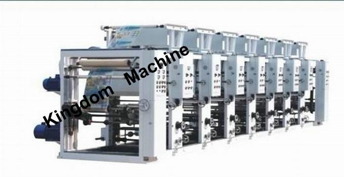 ASY-A Series Máquina de impressão em rotogravura